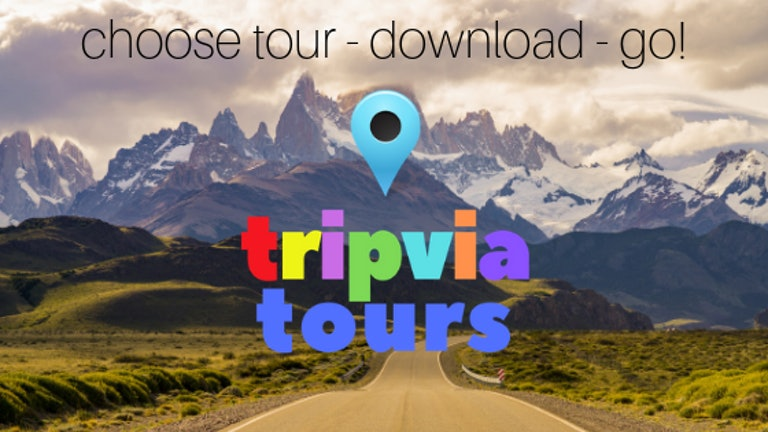 Thumbnail for Tripvia Tours | Self-Guided Audio Driving & Walking Tours
