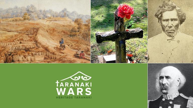 Thumbnail for Taranaki Wars