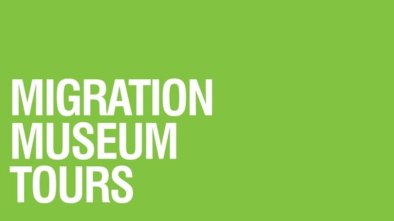 Thumbnail for Migration Museum Visitor App