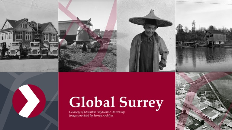 Thumbnail for Global Surrey