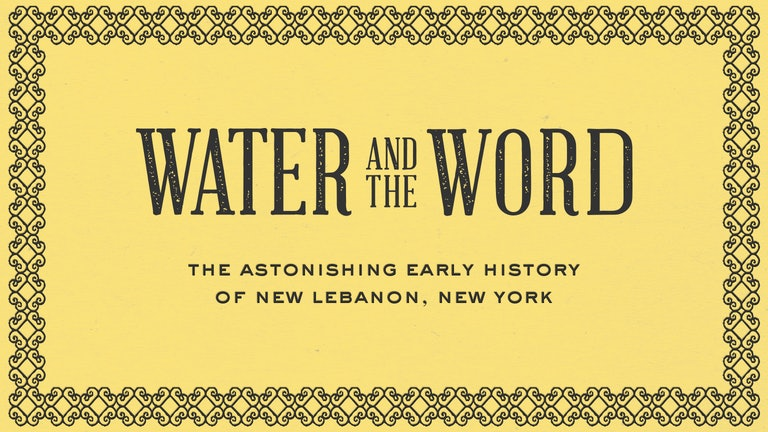 Thumbnail for Water and the Word