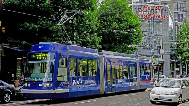 Thumbnail for Portland by Streetcar