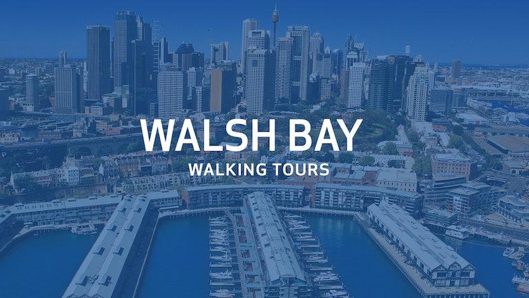 Thumbnail for Walsh Bay Walking Tours