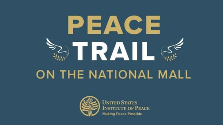 Thumbnail for Peace Trail - National Mall