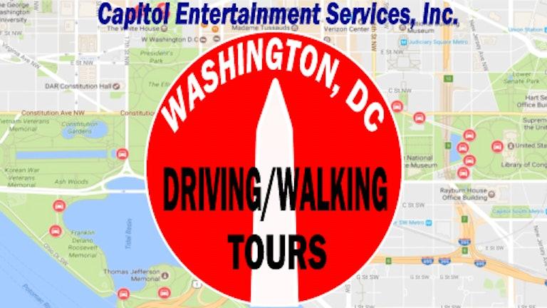 Thumbnail for Washington, DC Driving/Walking Tours