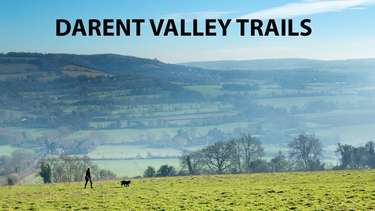 Thumbnail for Darent Valley Trails