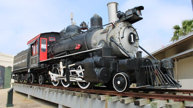 Thumbnail for Galveston Railroad Museum