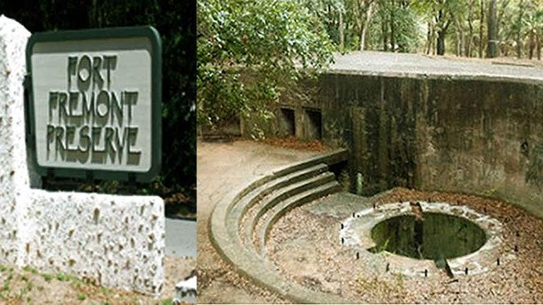 Thumbnail for Fort Fremont Historical Park