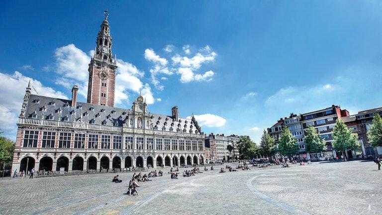 Thumbnail for KU Leuven Walking Tours