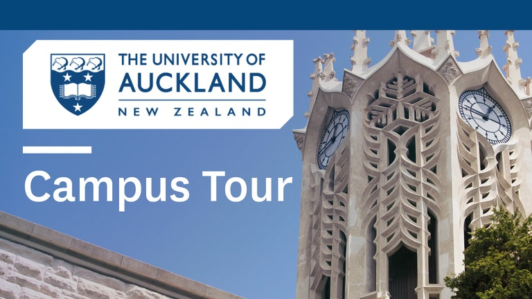 Thumbnail for University of Auckland Campus Tour