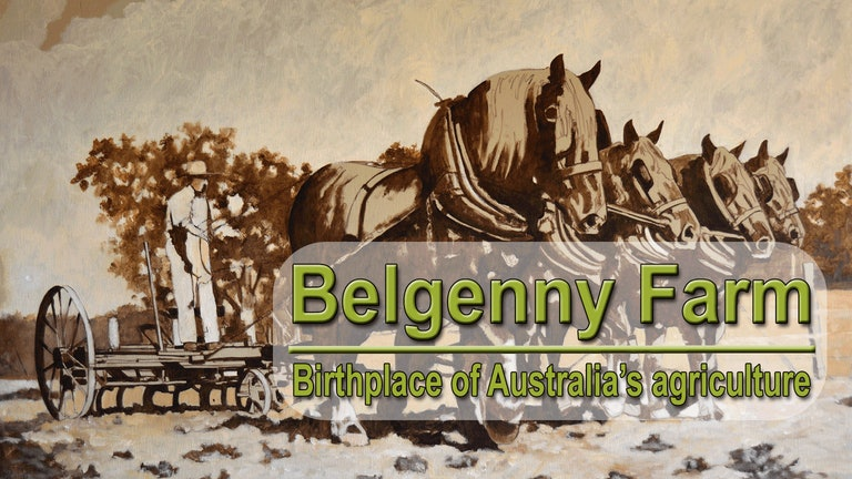Thumbnail for Belgenny Farm tours