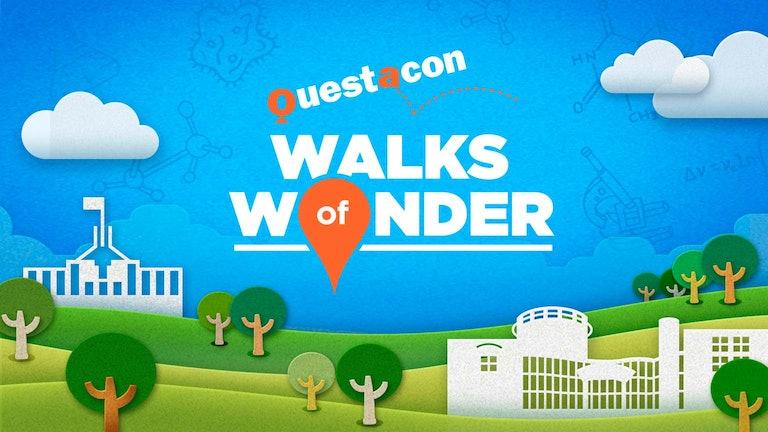 Thumbnail for Questacon Walks of Wonder