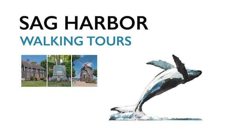 Thumbnail for Sag Harbor Walking Tours