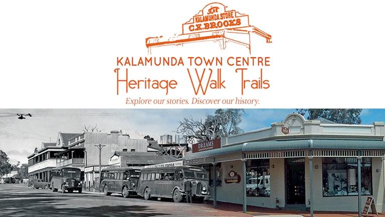 Thumbnail for Kalamunda Town Centre Heritage Walk Trails