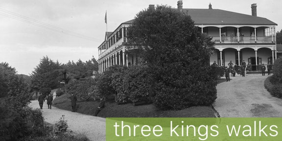 Three Kings Heritage Trail