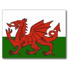 <p>Wales</p>