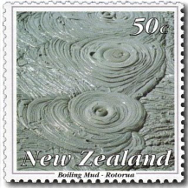 <p>Boiling Mud, Rotorua - Whakarewarewa Thermal Area (July, 2013)</p>