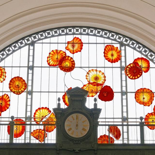 <p><em>Monarch Window</em>—Union Station</p>