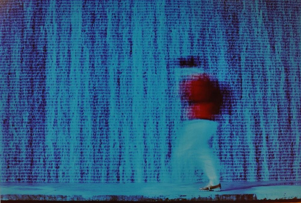 <p>Jack Body (1944 – 2015), Citywalk, 1989, Kodak Vericolor photographic prints, Victoria University of Wellington Art Collection, gift of the artist 2014.</p>