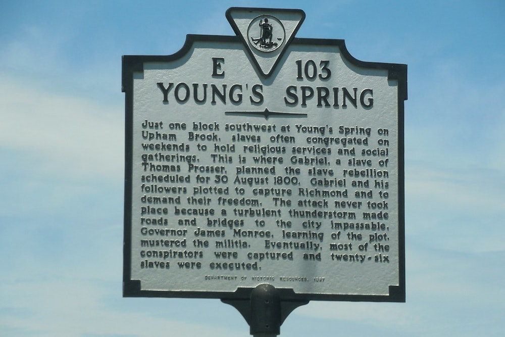 <p>Youngs Spring Historic Marker</p>