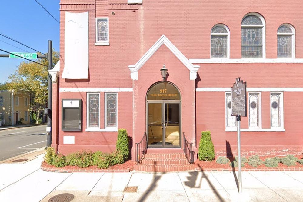 <p>Third Baptist Church</p>