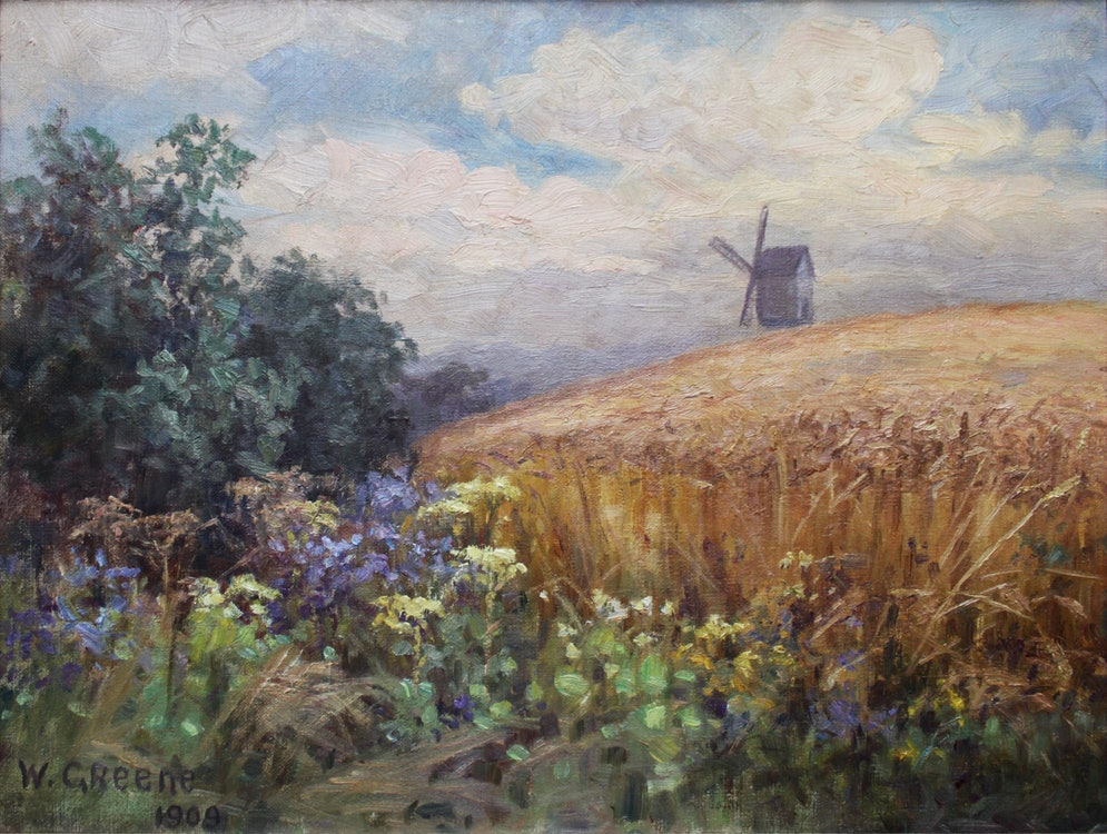 <p>James Craigie was one of those who gave paintings to establish the collection still held by the Aigantighe Art Gallery today.</p>