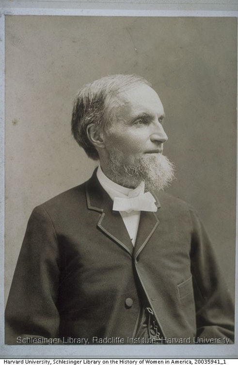 <p>William Czar Bradley II, photo located in the Bradley family papers, Schlesinger Library, Radcliffe Institute, Harvard University. Approx 1851</p>
