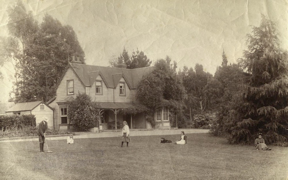 <p>'Southerndown' remained in the possession of the family until the death of Frances in 1912. The new owner, A J McLean, renamed the home 'Ardgour'.</p>