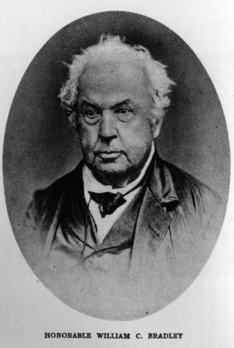 <p>William Czar Bradley - Politician and Lawyer</p>