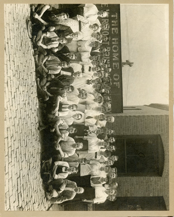 <p>Vermont Printing Company circa 1910</p>