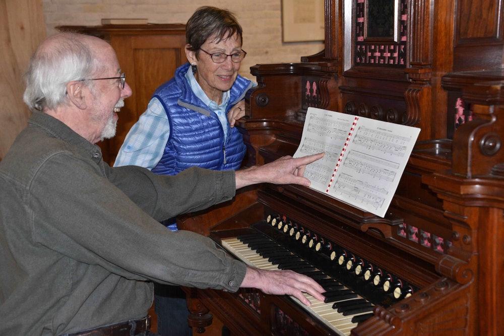 <p>Estey Organ Museum - experiential opportunity </p>