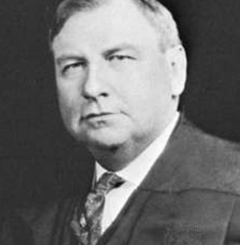 <p>Chief Justice Harlan Fiske Stone - public domain photo</p>