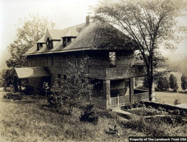 <p>Naulakha - Kipling's home in Dummerston, VT. Photo courtesy: Landmark Trust USA</p>