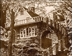 <p>Madame Sherri's castle</p>