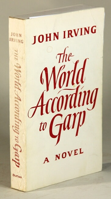 """<p>Cover: """"The World According to Garp"""" by John Irving</p>"""