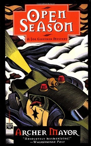 <p>Open Season - first book published (hardcover)</p>