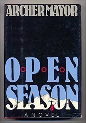 <p>Open Season - first book published (soft cover)</p>