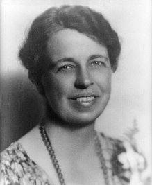 <p>Eleanor Roosevelt, 1933</p>