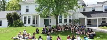 <p>Putney School - outdoor classroom</p>