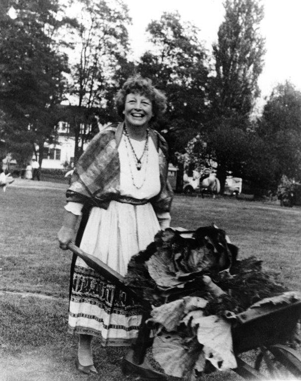 <p>Carmelita Hinton Harvest Festival photo by Rudolph Furrer. Photo provided by family.</p>