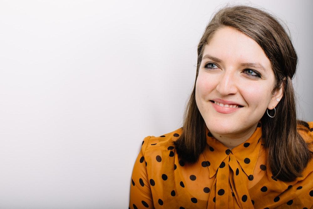 <p>Anna Kusmer, producer</p>