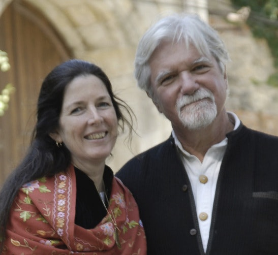 <p>Kabir Edmund Helminski and Camille Adams Helminski, founders and directors of the Threshold Society</p>