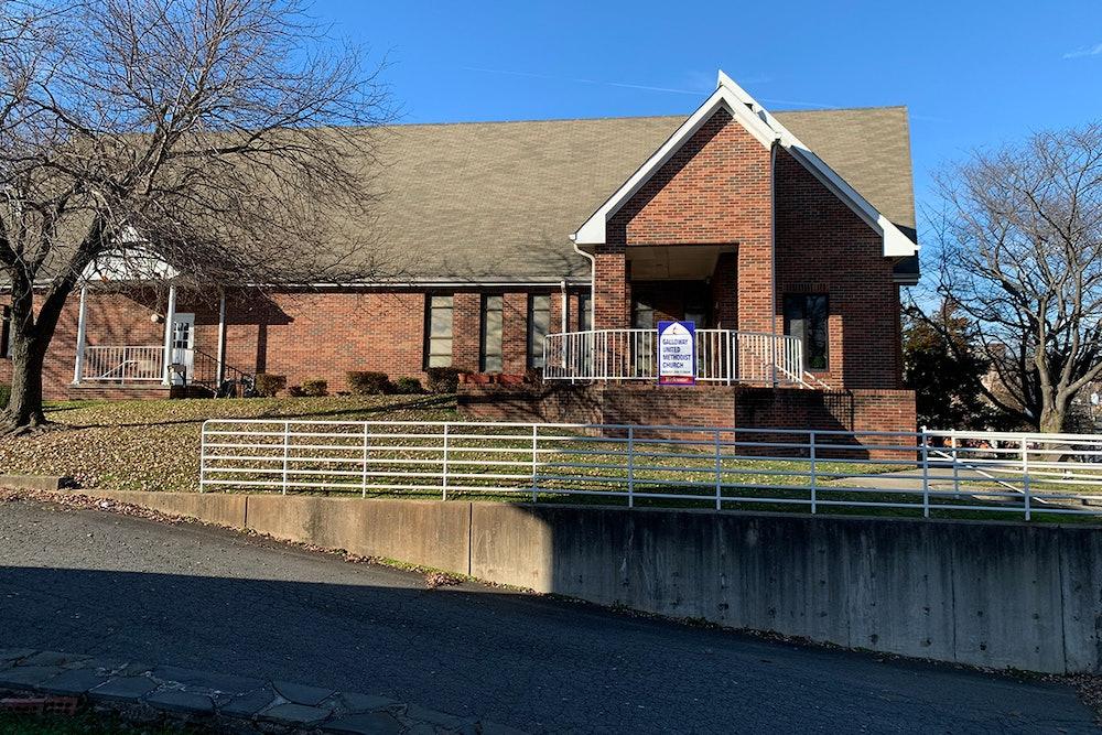 <p><strong>Galloway Methodist Church</strong></p>