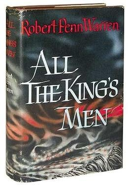<p><em>First Edition cover of All the King's Men</em></p>