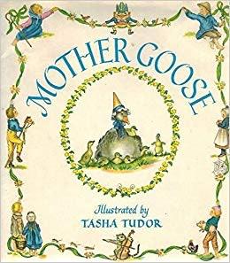 <p>Mother Goose - Tasha Tudor</p>
