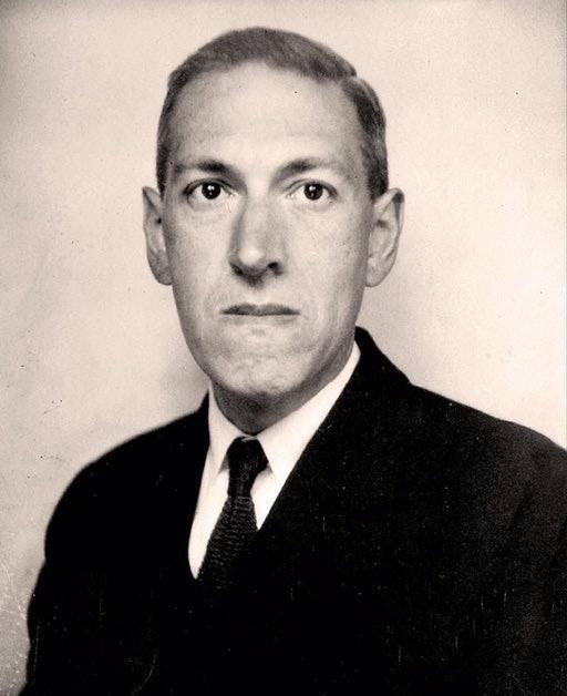 <p>H. P. Lovecraft, June 1934.</p>