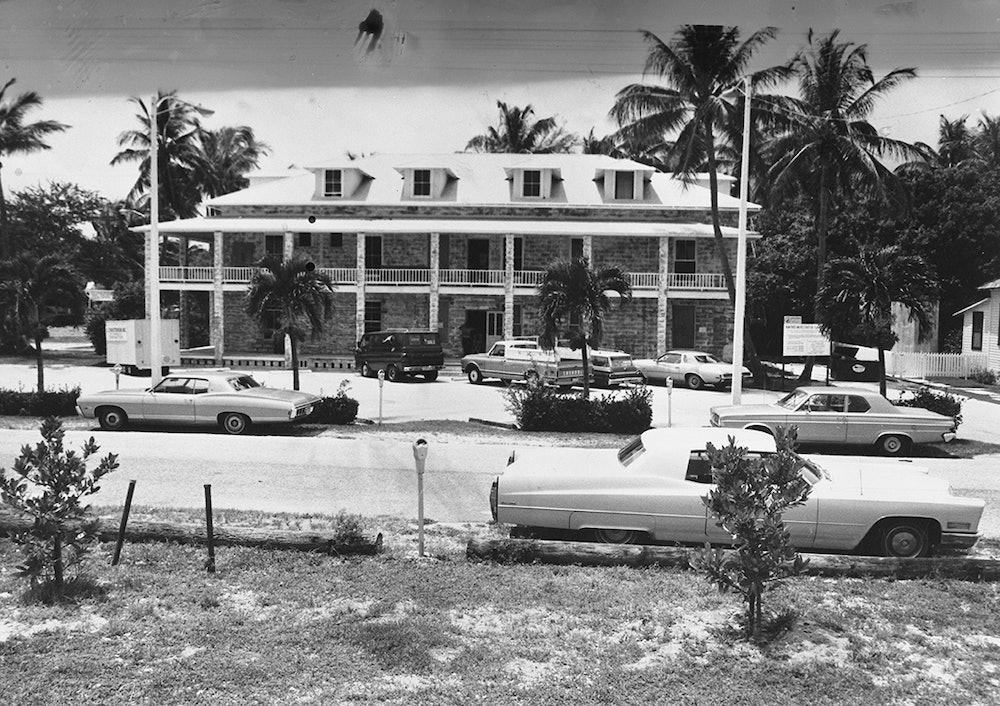 <p>1970 Restoration of the New River Inn.</p>