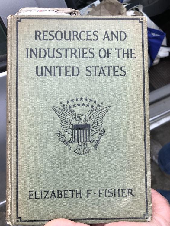<p>Elizabeth F. Fisher book </p>