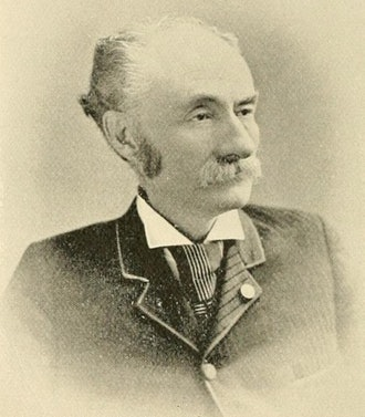 """<p>Marshall Twitchell From 1894 """"Men of Vermont Illustrated""""</p>"""