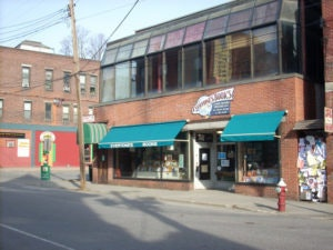 """<p>Everyone's Books has sold """"books for everyone"""" here on Brattleboro's Elliot Street for over 35 years.</p>"""
